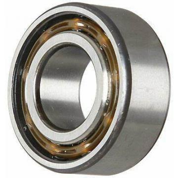 NACHI 3205 Double Row Angular Contact Ball Bearing Steel Cage